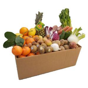 Cassetta Estate Frutta Verdura Mista Large